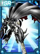 Omegamon zwart collectors card2