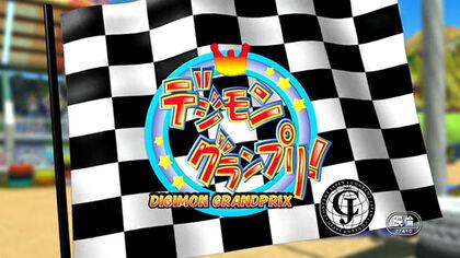 Digimon Adventure 3D-Digimon Grand Prix 2