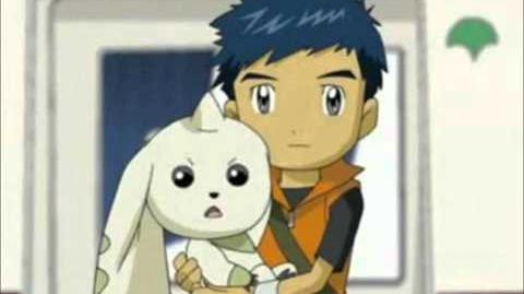 Digimon Tamers - Boku no Tomodachi - Henry Wong y Terriermon
