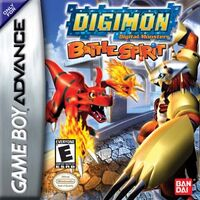 Digimon Battle Spirit Box art
