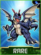 Coredramon (Blue) Collectors Rare Card