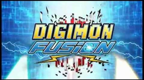 Digimon Fusion Trailer (USA)