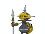 Pawn Chessmon (Noir) (Savers)