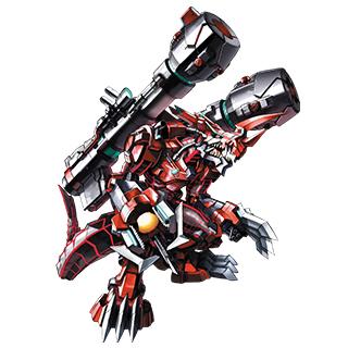 Chaosdramon X b