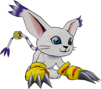 Gatomon dwds