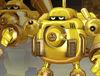 Guardromon (gold) Hacker's Memory