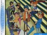 Digimon Tamers Original Story: Message in the Packet