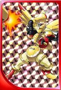 Rapidmon armor fortune