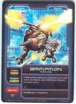 Brimpmon DM-233 (DC)