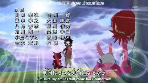 Capitulo 1 de Digimon Xros Wars (jap. sub-español) (completo)