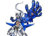 アイギオテュースモン:ブルー(Aegiochusmon:Blue)