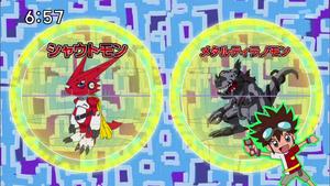 DigimonIntroductionCorner-Shoutmon 2