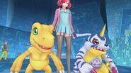 DigimonStoryCyberSleuthAgumon&Gabumon