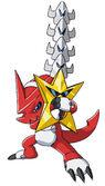 Shoutmon Star Sword