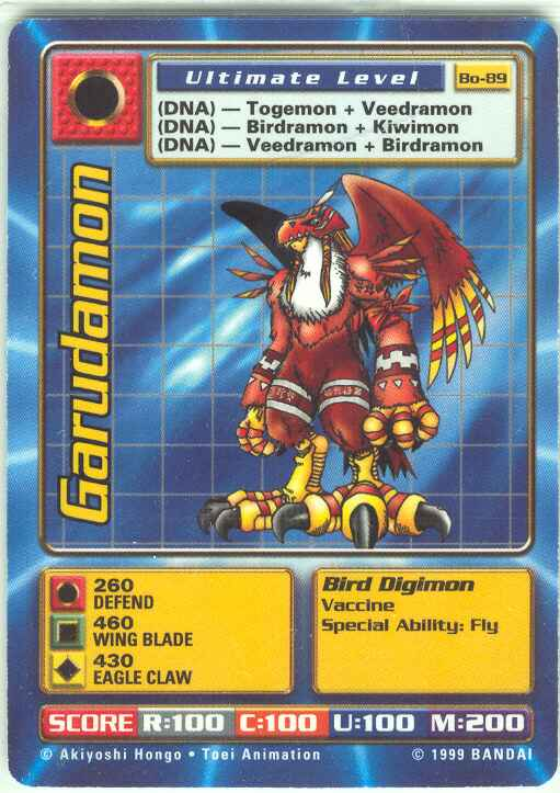 how to play digimon trading card game