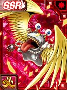 PlatinumNumemon Collectors EX Card