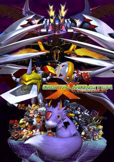 08 Digimon X-Evolution