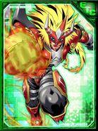 Agnimon re collectors card