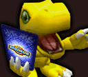 Agumon battle dwdca en