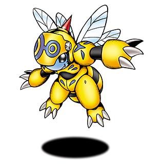 Honeybeemon b