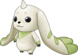 Terriermon de