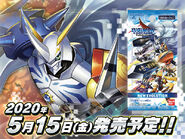 Digimon card game booster 1 promo