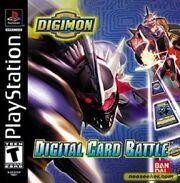 Digimon World Digital Card Battle