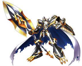 Alphamon (Cyber Sleuth) b