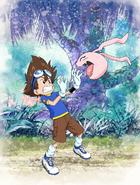 Last Evolution Kizuna (Poster 02)