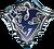 Blue flare emblem