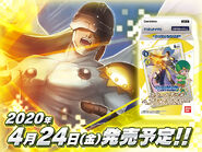 Digimon card game ST3 promo