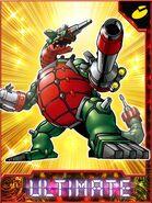 JumboGamemon Collectors Ultimate Card