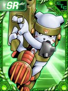 Chackmon Collectors RE Card