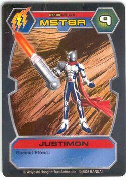 Justimon DT-108 (DT)