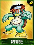 Gawappamon Collectors Rare Card