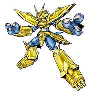 Magnamon (Digimon Reference Book)