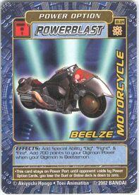 Beelze Motorcycle Bo-324 (DB)