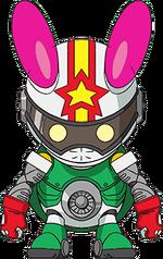 Racemon (Appli Monsters)