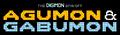 Agumon & Gabumon (Digiversum logo).png