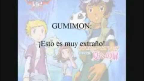 Digimon Adventure 02 Natsu e no tobira (1 10)