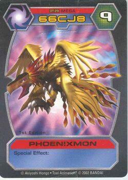 Phoenixmon DT-29 (DT)
