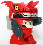 WarGrowlmon Batokoro toy