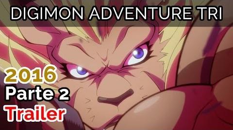 Trailer Digimon Adventure tri parte 2 Decisión Sub Español (2016)
