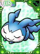 Chibimon Collectors RE-2 Card