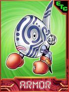 Manbomon Collectors Armor Card