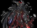 Omegamon Zwart Defeat