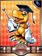 Agumon Hakase Championship Collectors Child Card