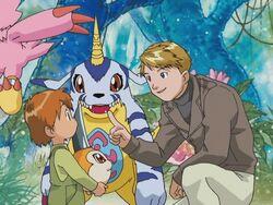 Digimon sora matt