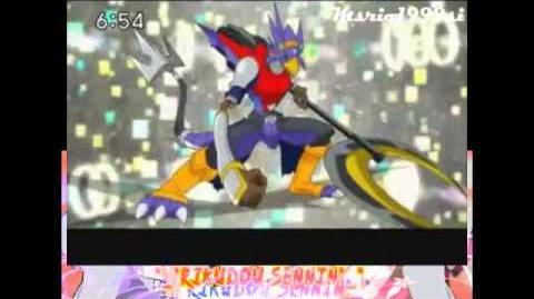 Digimon-Tagiru Chikara