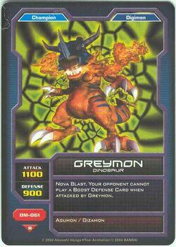 Greymon DM-061 (DC)